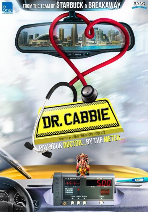 Dr. Cabbie Poster eone films