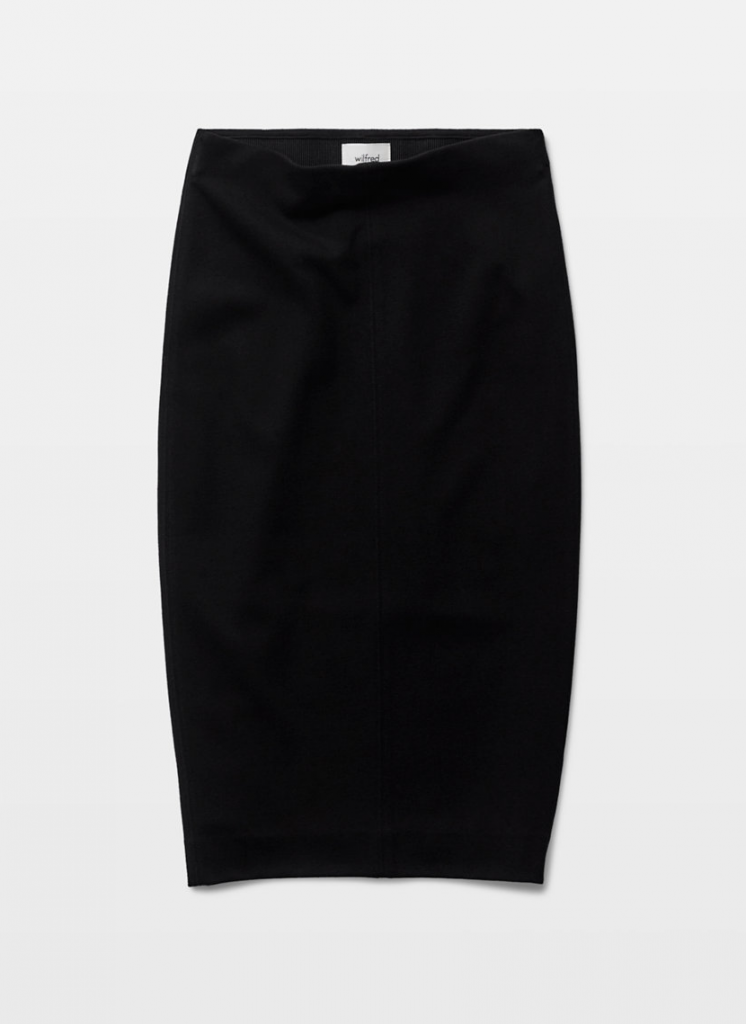 Wilfred Boutique Chinook knitted tube skirt