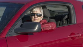 A KO Review Grandma Learns to Drive