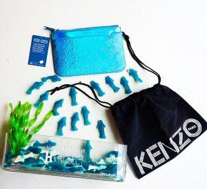 KENZO x H Project x Blue Marine Foundation